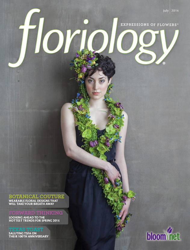 floriology cover