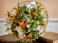 whimsical bouquet, Art of Weddings, Françoise Weeks