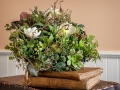 woodland bouquet, Art of Weddings, Françoise Weeks