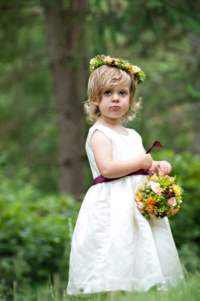 Pomanders And Other Fun Ideas For Flower Girls Fran 231 Oise
