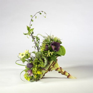 woodland bouquet 6, Francoise Weeks