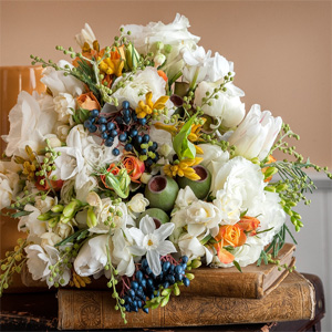 Bridal bouquet8, Francoise Weeks
