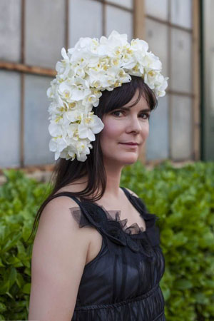 Phalaenopsis headpiece