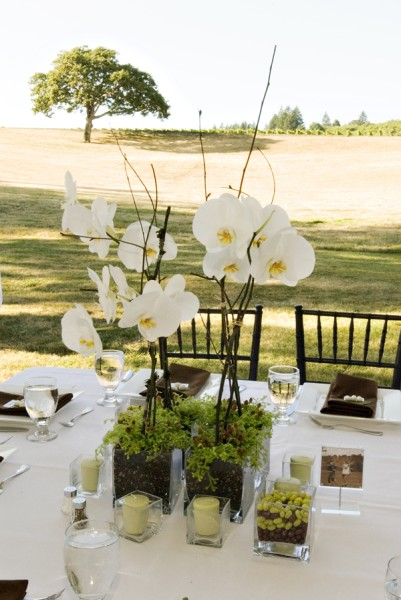 Flowers for the Head Table